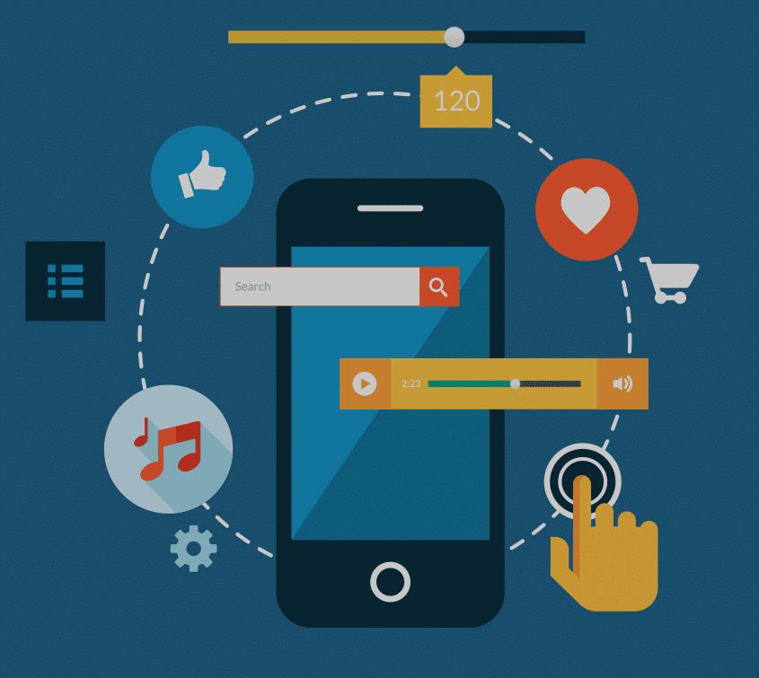 Ergonomie mobile et tactile