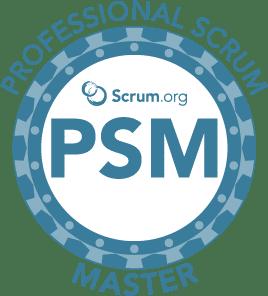 Professional Scrum Master (avec certification PSM)