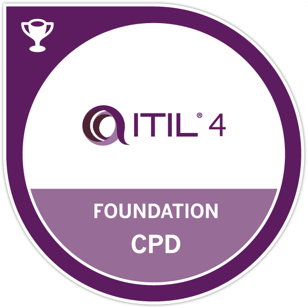 ITIL 4 Foundation (avec certification)